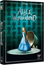 Alice in Wonderland. Limited Edition 2017 (DVD)