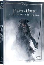 Pirati dei Caraibi. Ai confini del mondo. Limited Edition 2017 (Blu-ray)