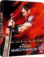 Thor Ragnarok. Con Steelbook (Blu-ray + Blu-ray 3D)
