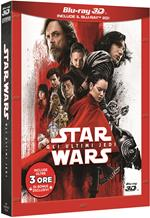 Star Wars. Gli ultimi Jedi. Con Bonus Disc (Blu-ray + Blu-ray 3D)