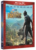 Black Panther  (Blu-ray + Blu-ray 3D)