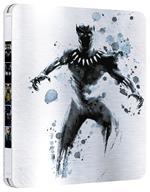 Black Panther. Con Steelbook (Blu-ray + Blu-ray 3D)