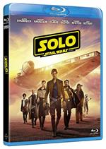 Solo. A Star Wars Story (Blu-ray)
