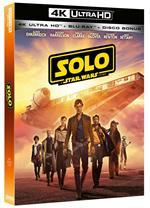 Solo. A Star Wars Story (Blu-ray Ultra HD 4K)
