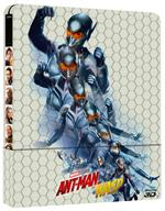 Ant-Man and the Wasp. Con Steelbook (Blu-ray + Blu-ray 3D)