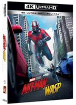 Ant-Man and the Wasp (Blu-ray + Blu-ray 4K Ultra HD)
