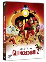 Gli Incredibili 2 (DVD)
