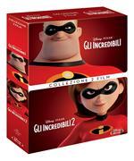 Gli Incredibili Collection. Cofanetto (2 Blu-ray)