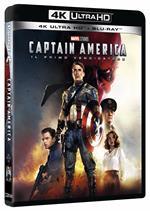 Captain America. Il primo vendicatore (Blu-ray + Blu-ray Ultra HD 4K)