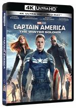 Captain America. The Winter Soldier (Blu-ray + Blu-ray Ultra HD 4K)