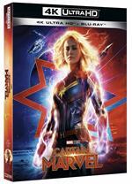 Captain Marvel (Blu-ray + Blu-ray 4K Ultra HD)