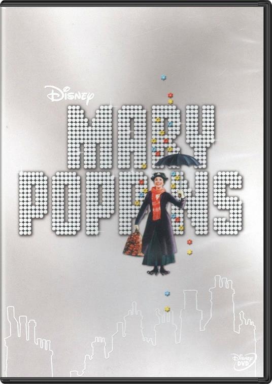 Mary Poppins (DVD) di Robert Stevenson - DVD