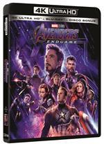 Avengers. Endgame (Blu-ray + Blu-ray 4K Ultra HD)