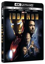 Iron Man (Blu-ray + Blu-ray 4K Ultra HD)