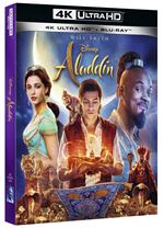 Aladdin Live Action (Blu-ray + Blu-ray 4K Ultra HD)