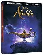 Aladdin Live Action. Con Steelbook (Blu-ray + Blu-ray 4K Ultra HD)