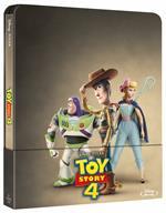 Toy Story 4 . Con Steelbook (Blu-ray)