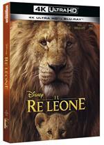 Il Re Leone Live Action (Blu-ray + Blu-ray Ultra HD 4K)