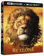 Il Re Leone Live Action. Con Steelbook (Blu-ray + Blu-ray Ultra HD 4K)