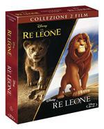 Il Re Leone. Cofanetto con versione animata e Live Action (2 Blu-ray)