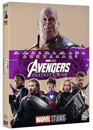 Avengers. Infinity War. Edizione 10° anniversario (DVD)