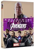 Avengers. Infinity War. Edizione 10° anniversario (Blu-ray)