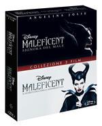 Cofanetto Maleficent 1-2 (Blu-ray)