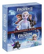 Cofanetto Frozen 1-2 (Blu-ray)