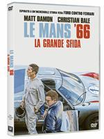 Le Mans 66. Ford vs Ferrari (DVD)