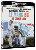 Le Mans 66. Ford vs Ferrari (Blu-ray + Blu-ray Ultra HD 4K)