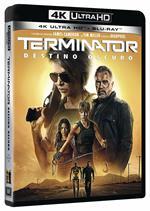 Terminator. Destino oscuro (Blu-ray + Blu-ray Ultra HD 4K)