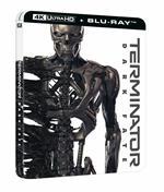 Terminator. Destino oscuro. Con Steelbook (Blu-ray + Blu-ray Ultra HD 4K)
