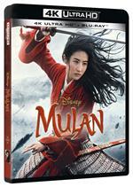 Mulan Live Action (Blu-ray + Blu-ray Ultra HD 4K)