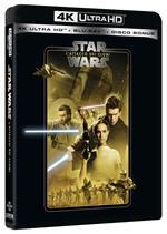 Star Wars. Episodio II. L'attacco dei cloni (Blu-ray Ultra HD 4K)