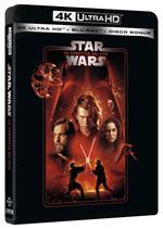 Star Wars. Episodio III. La vendetta dei Sith (Blu-ray Ultra HD 4K)