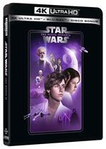 Star Wars. Episodio IV. Una nuova speranza (Blu-ray Ultra HD 4K)