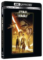 Star Wars. Episodio VII. Il risveglio della forza (Blu-ray Ultra HD 4K)