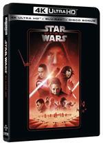 Star Wars. Episodio VIII. Gli ultimi Jedi (Blu-ray Ultra HD 4K)