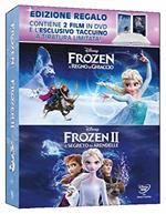 Cofanetto Frozen. Il regno di ghiaccio - Frozen. Il segreto di Arendelle (2 DVD)