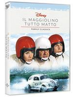 Un maggiolino tutto matto (DVD)