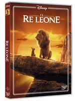 Il Re Leone Live Action. Repack 2021 (DVD)