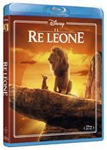 Il Re Leone Live Action. Repack 2021 (Blu-ray)