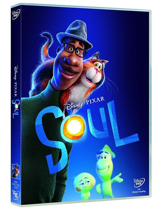 Soul (DVD) di Pete Docter - DVD