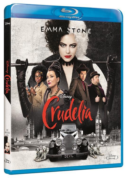 Crudelia (Blu-ray) di Craig Gillespie - Blu-ray