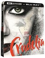 Crudelia. Steelbook (Blu-ray + Blu-ray Ultra HD 4K)