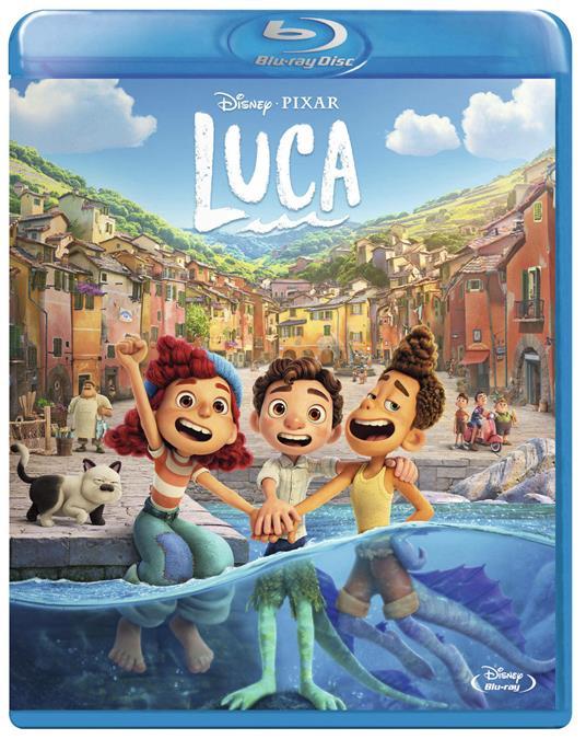 Luca (Blu-ray) di Enrico Casarosa - Blu-ray - 3