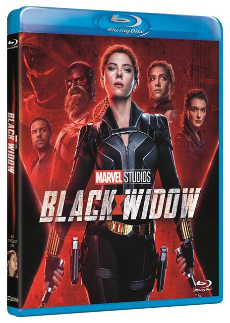 Black Widow (Blu-ray) di Cate Shortland - Blu-ray - 2