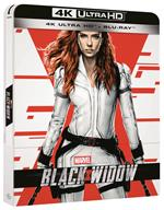 Black Widow. Con Steelbook (Blu-ray + Blu-ray Ultra HD 4K)
