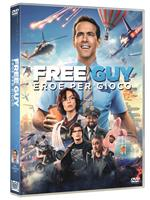 Free Guy. Eroe per gioco (DVD)