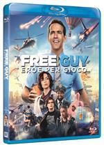 Free Guy. Eroe per gioco (Blu-ray)